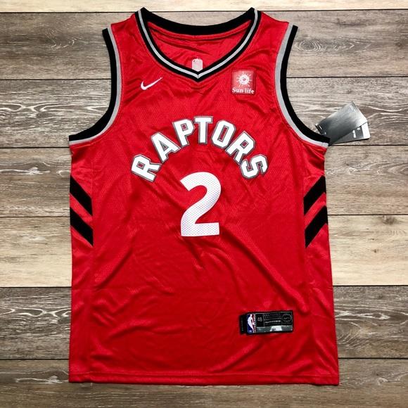 super popular f6311 d2724 NWT Kawhi Leonard Toronto Raptors Nike Jersey NWT
